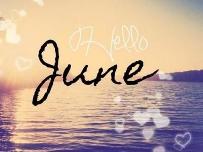 Kaj prinaša junij?