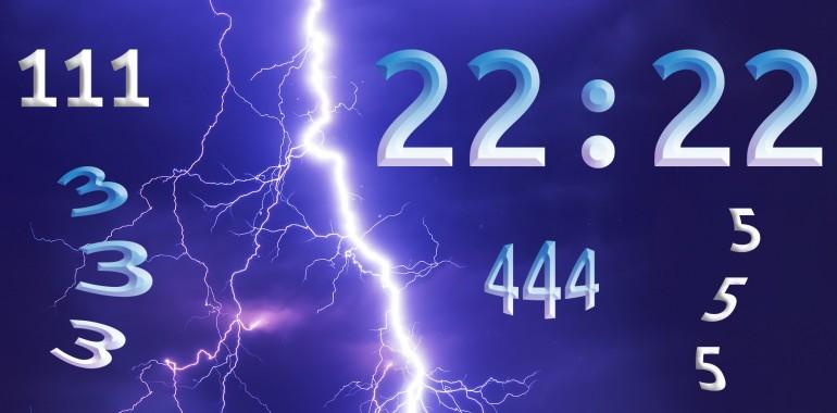 111, 222, 333, 444, 555: kam te ponavljajoča se števila usmerjajo?