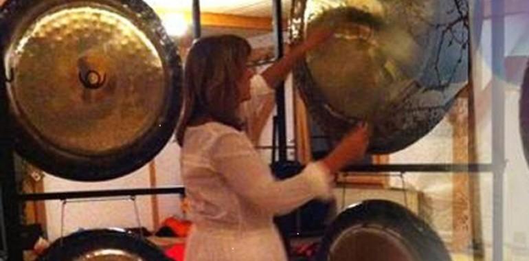 Zvočna gong kopel po Majevskem koledarju