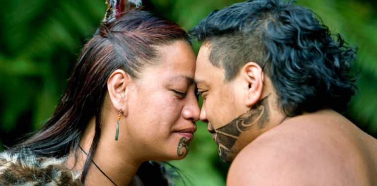 Maorski zdravitelji iz Nove Zelandije