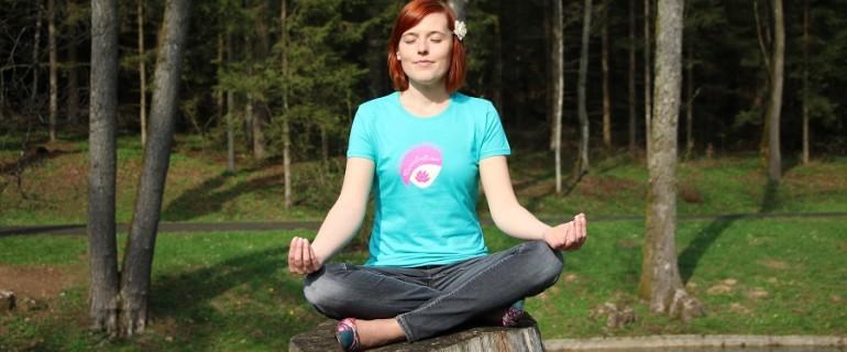 MičnaCvetlična, certificirana vaditeljica meditacije in diplomirana agronomka