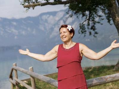 Stopi na pot obilja s podarjeno meditacijo