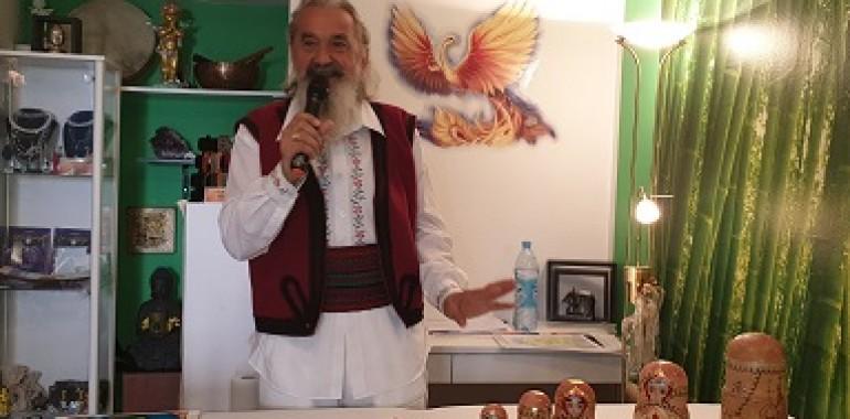 Seminar prve stopnje z Nanadom Janjetovičem