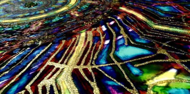 Mandala art, SoniaSofia Trošt, slikanje mandal, eko - feng shui arhitektura