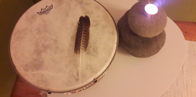 Meditacija s šamanskim bobnom - vsak dan je lahko nov začetek