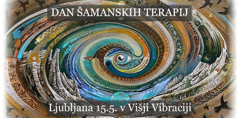 Dan za šamanske terapije