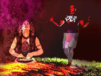 Prebudite ogenj v sebi: Tribal Trance Dance in Ritual Hoje Po Žerjavici