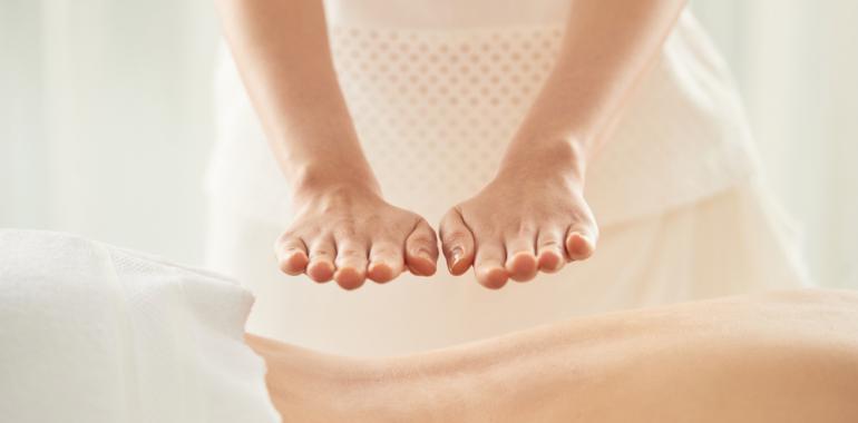 Reiki: zdravilna moč polaganja rok