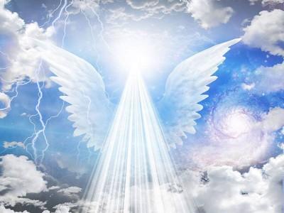 Vodena meditacija - Uglasitev z angelsko lučjo