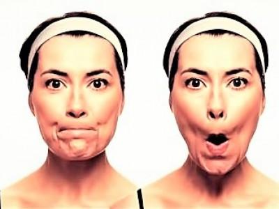 Vadba in Napredna vadba Joge obraza