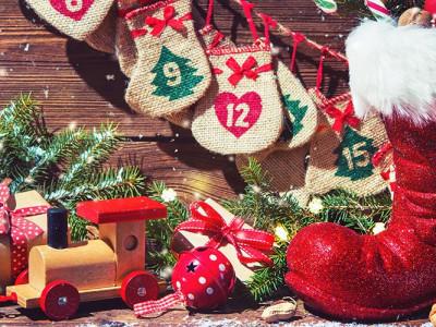 Adventni koledarček - brzplačne decembrske delavnice