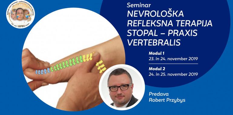 Seminar – Tibetanska nevrološka refleksna terapija stopal