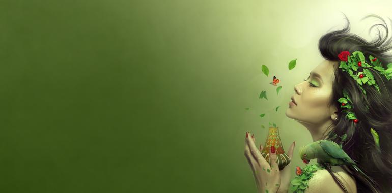 Zelo praktična delavnica – Kapljica narave