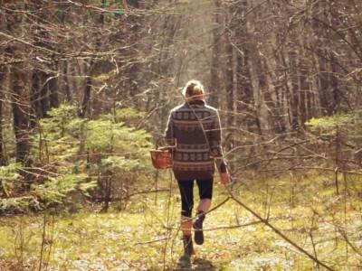 Nazaj k naravi, dogodek za mlade v naravi