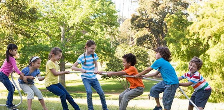 Kaj storiti, če je otrok zelo tekmovalen?