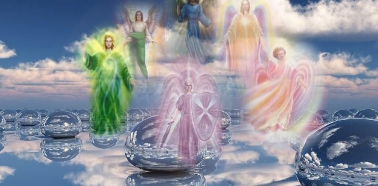Vabljeni v angelske sfere