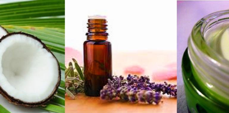 Aroma kozmetika za naravno in učinkovito nego na soncu