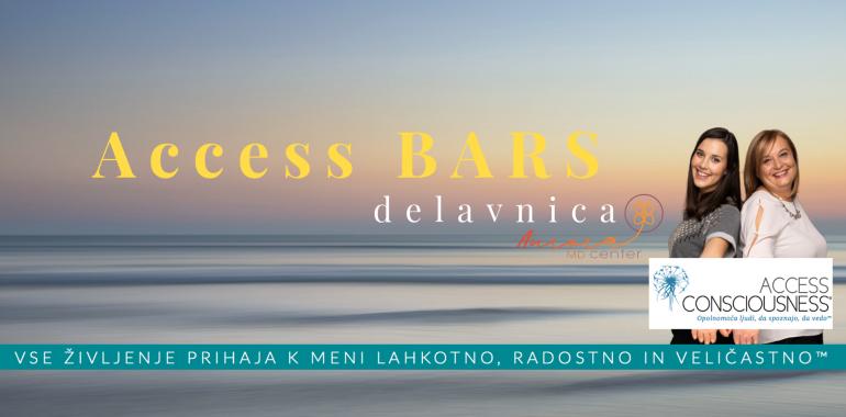 Access Bars® delavnica s Snežo in Kajo Ulčar v Ljubljani