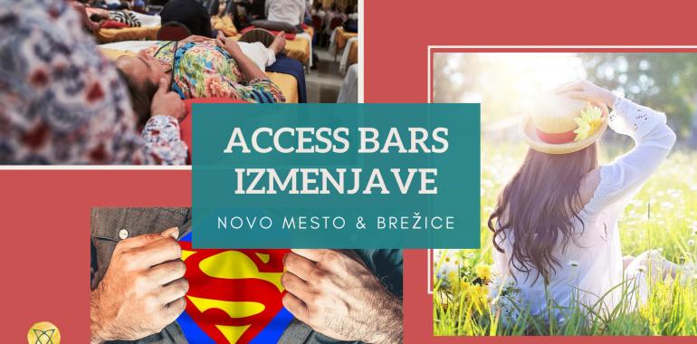 Access Consciousness izmenjave v Novem mestu