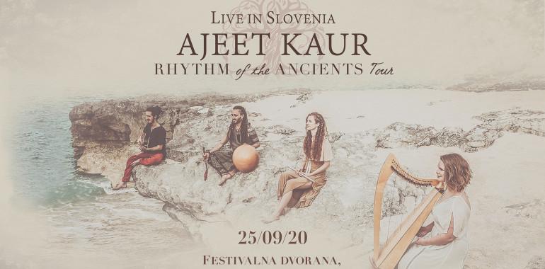 Ajeet Kaur v Sloveniji