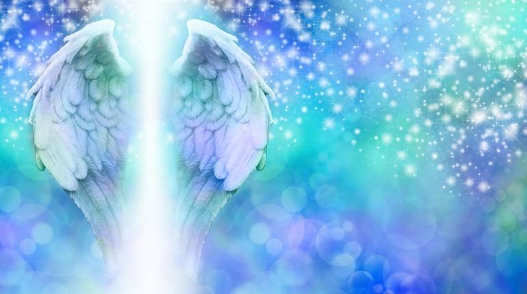 Angelska karta: Preštej svoje darove