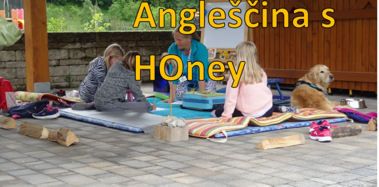 Angleščina s kužko Honey