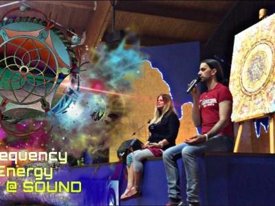 Art Sound Mandala Workshop V.