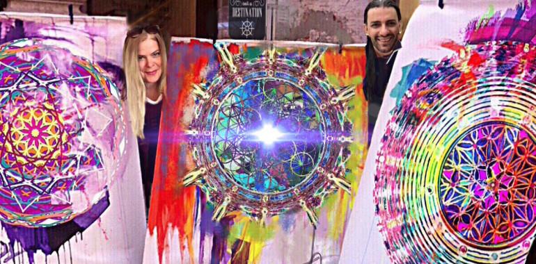 Delavnica ART SOUND Mandala VI (1. in 2. stopnja) - PRESTAVLJENA na AVGUST