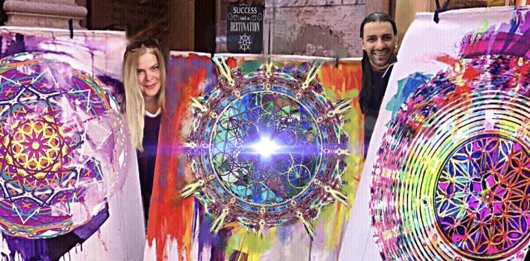 Art Sound Mandala Workshop II