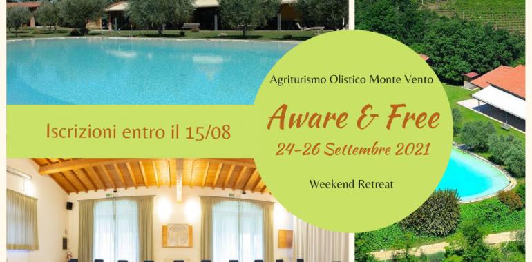 Aware & Free Retreat - za italijansko govoreče