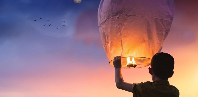 Darovi notranje svetlobe: Svetloba sprememb