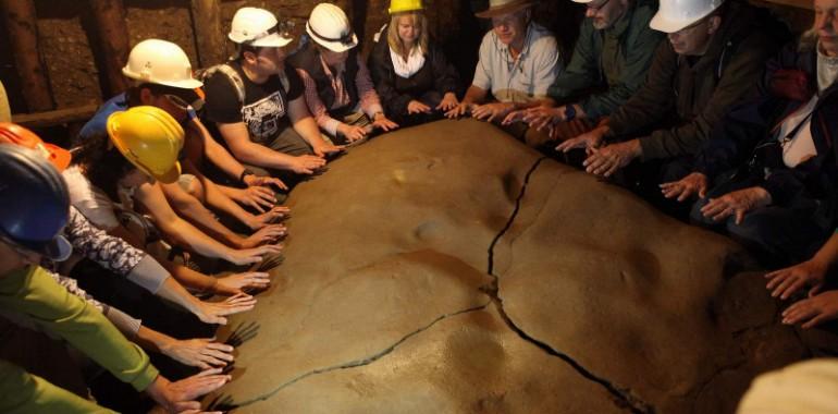 Izjemno zdravilen zrak v podzemnih predorih bosanskih piramid