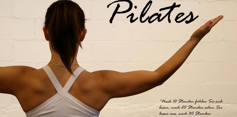 Društvo Motivakcija, pilates