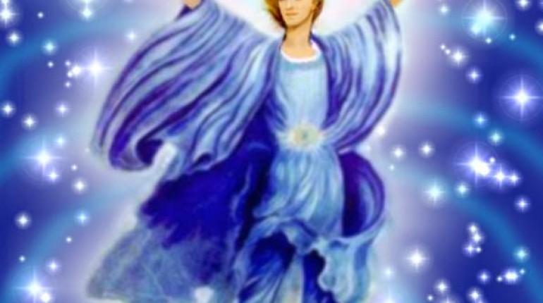 Poglobi stik z angeli
