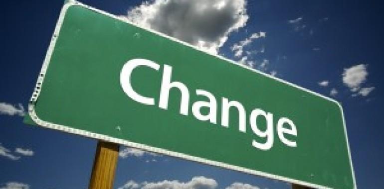 Koraki do spremembe