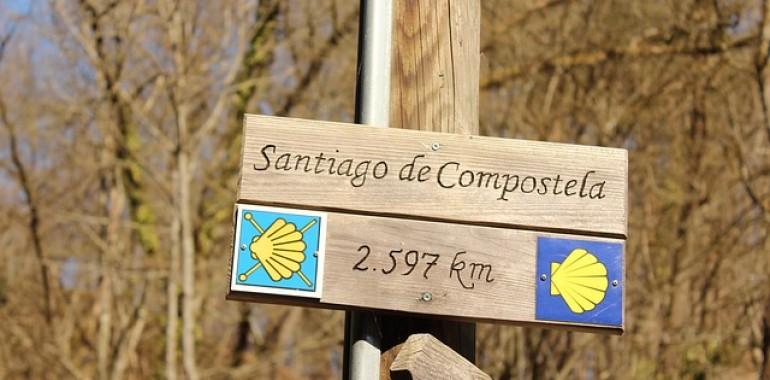 Romanje v Camino de Compostello