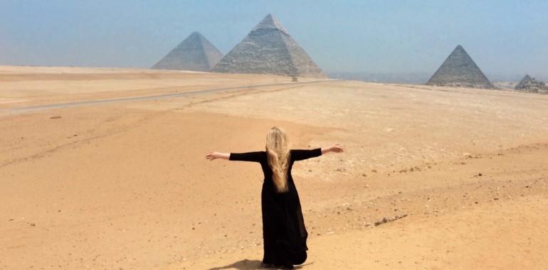 Potovanje: Po poteh skrite zgodovine starodavnega Egipta -11 dni