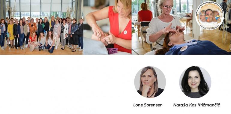 2. Festival obrazne refleksoterapije z Lone Sorensen in Natašo Kos Križmančič