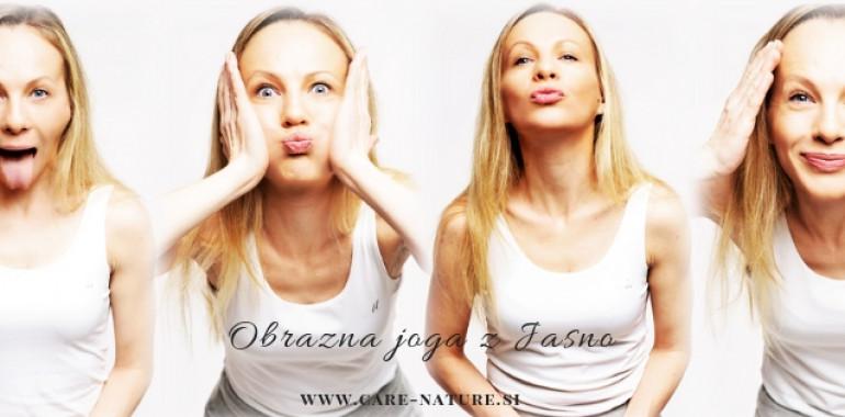 Delavnica obrazne joge-aktivacija obraznih mišic