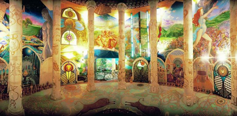 Potovanje v Damanhur - 8. čudo sveta