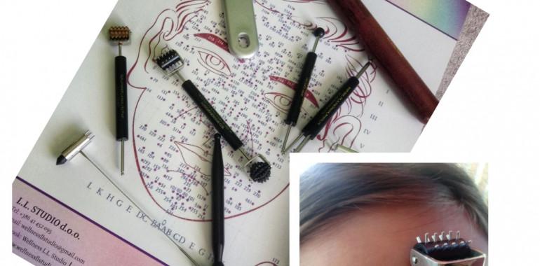 Dien Cham/n, vietnamska multi- refleksna masaža obraza