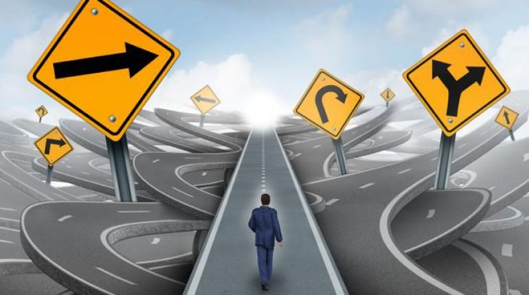 Ko te strah ohromi, ker se bojiš, da ne bi sprejel napačne odločitve. Kaj narediti?