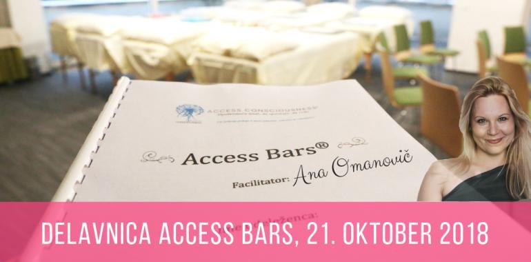 ACCESS BARS z Ano Omanovič