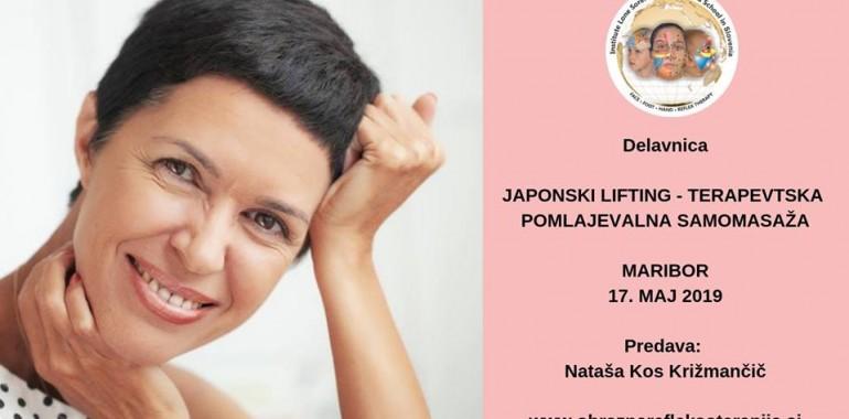 Delavnica JAPONSKI LIFTING – terapevtska pomlajevalna samomasaža