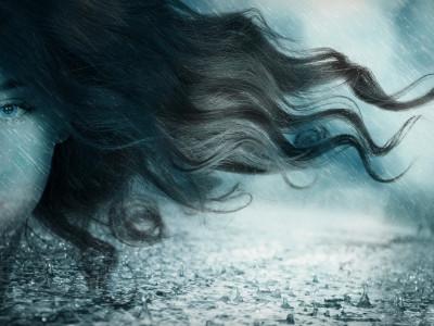 Dež simbolizira čustveno čiščenje
