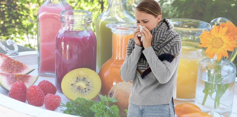 Domači pripravki za imunski sistem in preprečevanje gripe