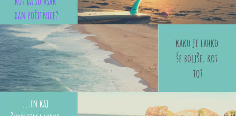 Accessove izmenjave na plaži