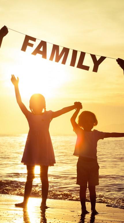 Kruta realnost družin in družinskih odnosov