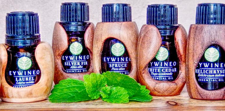 EYWINEO eterična olja, proizvodnja butičnih eteričnih olj in hidrolatov