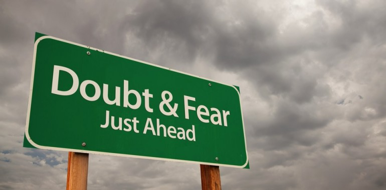 Dvom in strah